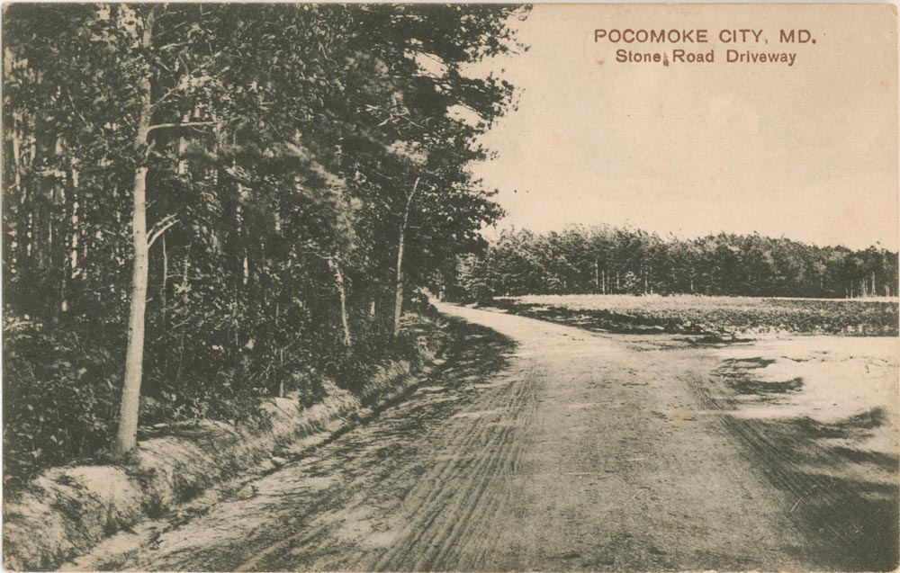 Stone Road Post Card