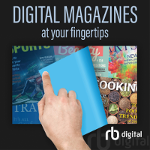 Recorded Books Digital Magazines